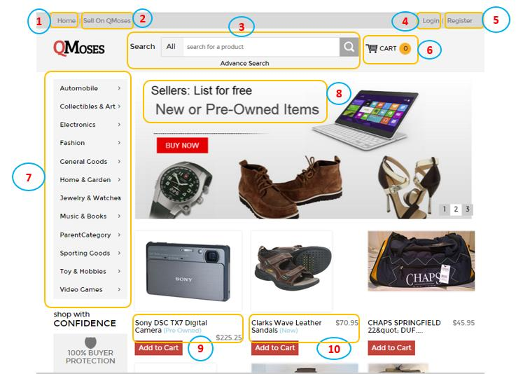Free Online Marketplace For Merchants